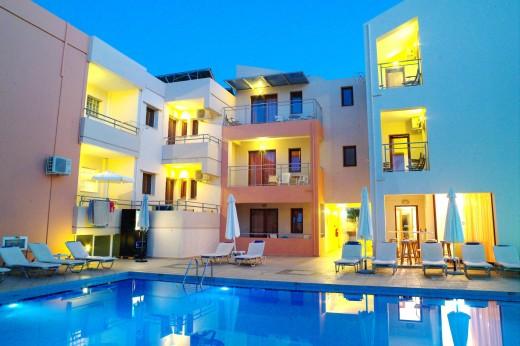 Kallitsakis Beach Apartments